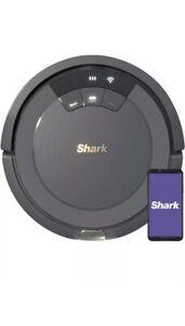 Shark ION Robot Vacumn AV753 Wifi Works w Alexa 120min Runtime (B112)