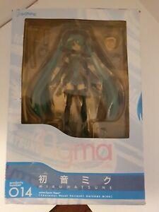 ●Anime Hatsune Miku Figma 014● Action Figure Collection-Joints Movable Girl