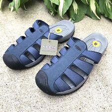 NEW Keen Men's Aruba II Sandal Size 8 M Midnight Navy Blue Black Gray1016794
