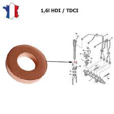 Bague d'étanchéité, porte-injecteur Citroen Peugeot 1.4 1.6 2.0 2.5 Hdi TDI