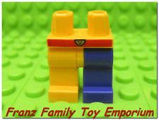 New LEGO Jester LEGS Harlequin Purple/Orange/Gold Castle Joker Minifigure Part