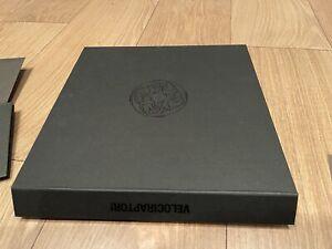 KASABIAN - Velociraptor! Super Deluxe Edition Boxset VINYL/CD/DVD SIGNED