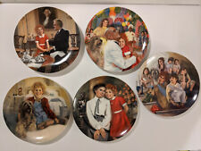 Annie Collector Plates Set of 5