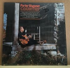 PORTER WAGONER Porter Wagoner Country  1971 USA Vinyl LP EXCELLENT CONDITION