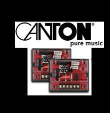 Canton 2-Wege Frequenzweichen Paarpreis