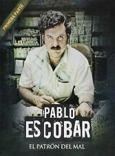 Pablo Escobar El Patron Del Mal DVD Primera Temporada