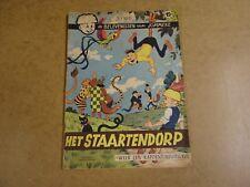 STRIP 1° DRUK / JOMMEKE N° 15 - HET STAARTENDORP
