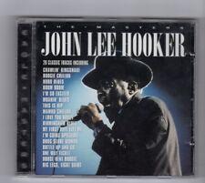 (HW608) The Masters: John Lee Hooker, 20 classic tracks - 1997 CD