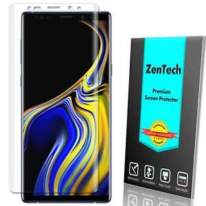 [2-PACK] 3D Curved FULL COVER Screen Protector Guard For Samsung Galaxy Note 9