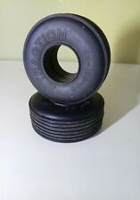 1/8 Off Road Vintage Groove Rubber Tyres