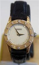 JUVENIA Ladies Watch With 18k Doamond Gold Bezel