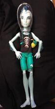 Monster High Boy Doll Gillington Gil Gill Webber Skull Shores Pineapple Drink MH