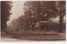 Regents Park, London Judges L 119 Postcard, B740