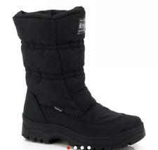 Original Kimberfeel Womens Serena Snow Boots Black Size Uk 7 / 40 Eu