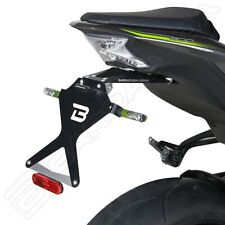 BARRACUDA KIT PORTATARGA RECLINABILE SUPPORTO TARGA KAWASAKI Z 900