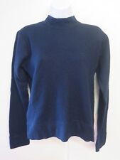 Genuine Ralph Lauren Turtle Neck Jumper M UK 10/12 Euro 38/40 - Blue