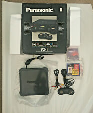 Panasonic 3DO FZ-1 R.E.A.L Games Console - Boxed - TESTED/WORKING - VG Condition