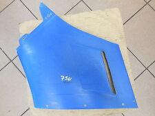 GSXR750 1986 1987 Verkleidungsseitenteil Fairing Mittelteil Links GFK