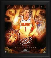Devin Booker Phoenix Suns Framed 15x17 Stars of the Game Collage - Facsimile