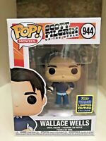 WALLACE WELLS SDCC 2020 LTD CONVENTION EXCLUSIVE FUNKO POP SCOTT PILGRIM #944