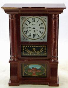 Federal Shelf Clock - Franklin Mint 1988 - Working Order
