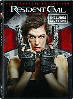 Resident Evil Collection, Resident Evil: Afterlife, Resident Evil: Apocalypse +