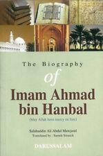 The Biography of Imam Ahmad Bin Hanbal - PB