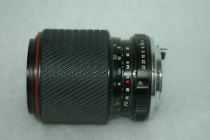 TOKINA SD 70-210 MM ZOOM LENS.  PENTAXP/K-A  BAYONET   FITTING :