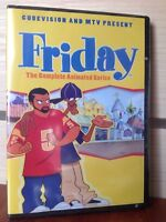 FRIDAY - The Complete Animated Series / NTSC / Reg.1