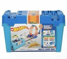 Hot Wheels Track Builder Multi Loop Box (887961560657)