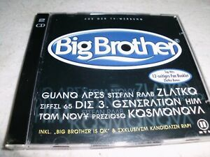 Big Brother  -  Doppel CD gebraucht gut