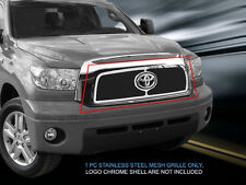 Upper Rivet Mesh Grille Grill For 2007 2008 2009 Toyota Tundra