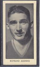 Thomson - World Cup Footballers 1958 # 7 Botelho Julinho - Juventus / Fiorentina