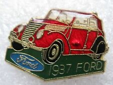 Pin's Voiture FORD de 1937  #B4