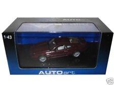 ASTON MARTIN DB7 VANTAGE RED 1/43 DIECAST MODEL CAR BY AUTOART 50202