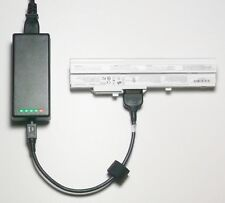 External Laptop Battery Charger for MSI Wind U90 U100, BTY-S11 BTY-S12 MS6837D1