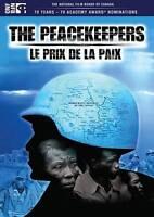 Peacekeepers (DVD, 2009) Le Prix De La Paix  BRAND NEW