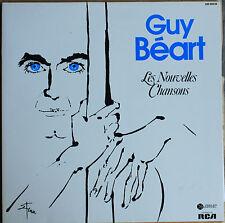 """GUY BEART """"LES NOUVELLES CHANSONS""""  33T  LP"""