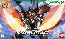Bandai Gundam HG 00 OO 1/144 55 GNX-U02X Masurao Maquette/Model Kit G0H55