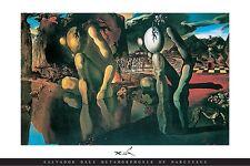 Metamorphosis Poster Salvador Dali Narcissus Focal Piece Greek Mythology New