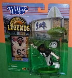 1998 Legends GENE UPSHAW Oakland Raiders NM+ #63 *FREE_s/h* sole Starting Lineup