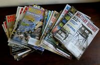 Lot of 25 Military History Magazines 2005, 2006, 2007, 2008 - Back Issues