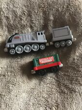Talking Spencer & Tender Thomas & Friends Diecast Train + Heavy Haul