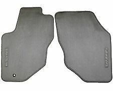 New OEM Floor Mats for Ford Taurus Medium Graphite Gray Front 96 97 98-07