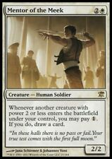 MTG 1x MENTOR OF THE MEEK - Innistrad *Rare Human Soldier Draw NM*