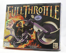 Big Box PC Sealed - LucasArts Full Throttle Limited Editon MAC - MINT NOS 1995