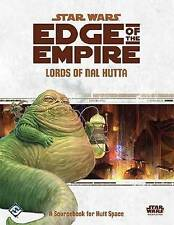 Star Wars Edge of the Empire RPG: Lords of Nal Hutta Sourcebook by Fantasy Flight Games (Undefined, 2014)