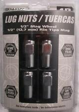 *NEW* Heavy Duty Replacement Lug Nut Set of 4 - 1/2'' Mag Wheel - Rally 90141