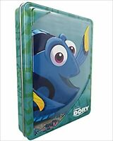 Disney Pixar Finding Dory Mini Collector's Tin [Paperback] Parragon