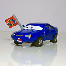 Disney Pixar Cars Christina Wheeland Piston Cup Fan Race Fans 1/55